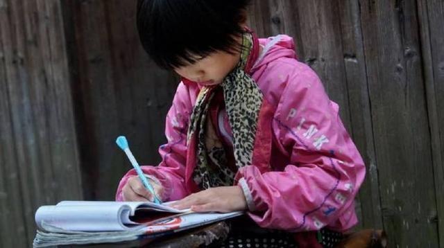 關愛留守兒童|你不知道的中國留守兒童現狀,滿臉的心酸和眼淚